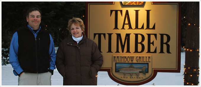 On Location: Tall Timber Lodge